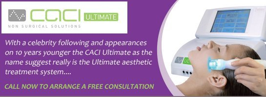 CACI Ultimate beauty treatment available at Devereaux Beauty Clinic in Douglas, Cork