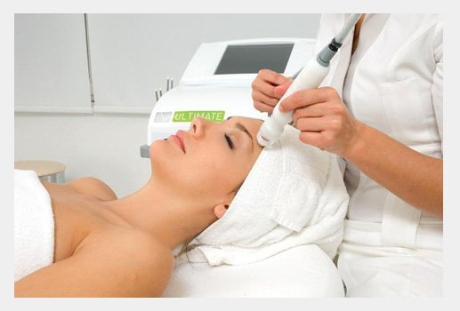 The ground breaking anti-ageing system CACI Ultimate at Devereaux Beauty Clinic, Douglas, Cork