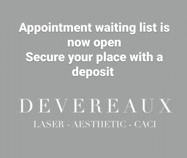 €30 booking deposit for beauty or nails